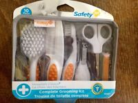 Baby's Complete Grooming Kit by Safety 1st; 10 pieces