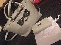 Designer Jimmy choo handbag purse lv prada gucci look free new