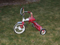 Metal Tricycle (red)