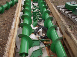 Pea augers
