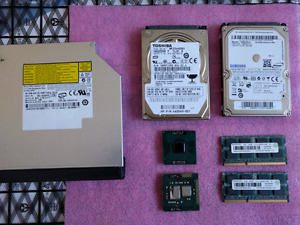 FS: Laptop parts