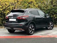 2019 Nissan Qashqai 1.3 DiG-T Tekna 5dr Hatchback Petrol Manual