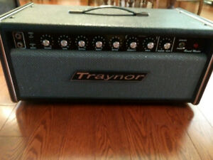 Vintage Traynor YRM Amplifier Excellent Condition w/ cover
