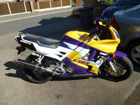Honda CBR 600 F3 T 20K MILES ONLY,RARE BIKE,YELLOW,MOT 05 16