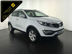 2013 63 KIA SPORTAGE 2 CRDI DIESEL 1 OWNER SERVICE HISTORY FINANCE PX WELCOME