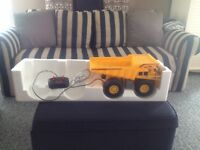New remote controlled dump truck