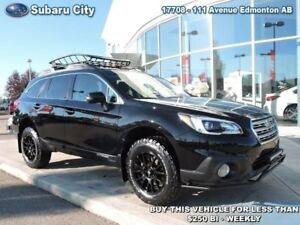 2017 Subaru Outback 2.5i Touring SPECIAL EDITION LIFTED OFFROAD
