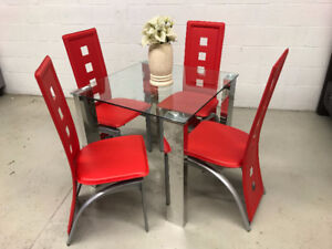Brand New dining set from $259.99- free delivery