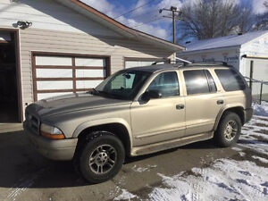 2002 Dodge Durango SLT Plus SUV, Crossover