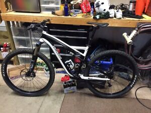 Specialized camber comp 29er 2012