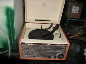 vintage seabreeze record player