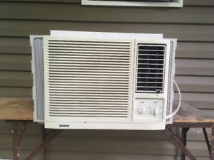 Kenmore window style air conditioning unit