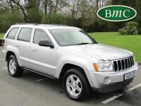 2009 Jeep Grand Cherokee 3.0 CRD V6 Limited 4x4 5dr