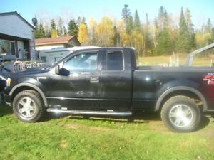 SAFETIED 2004 Ford F-150 FX4 Pickup Truck