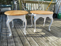 Selection of Solid Wood Tables