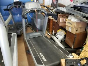 Cybex 770T Commercial Treadmill-220V-Great Shape