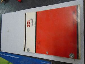 Parts Books CIH Tractors, Combine, Round Balers,Tillage,FEL etc.
