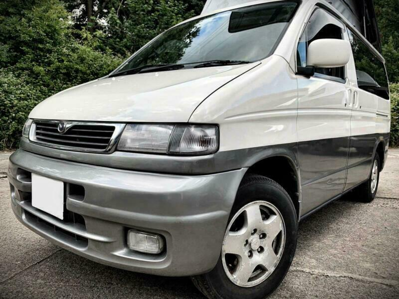 1998 MAZDA BONGO TOP QUALITY BRAND NEW FULL SIDE CONVERSION 84K NO ROT 4 BERTH | in Kingswood ...