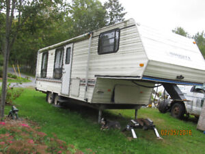 Hunters Special, 1992 , 27ft travel trailor