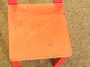 Kindergarten Chair and Swing Set Bucket Edmonton Edmonton Area image 5