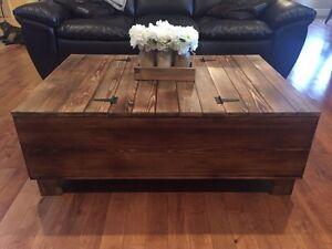 New Farmhouse Rustic Furniture