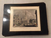 Large Lady Clare London Placemats