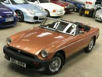 1981 MG MGB 1.8 Roadster 2dr
