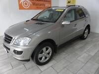 2008 Mercedes-Benz ML320 3.0TD CDI ***BUY FOR ONLY £50 PER WEEK***