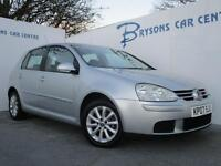 2007 07 Volkswagen Golf 1.6 FSI ( 115PS ) Match for sale in AYRSHIRE