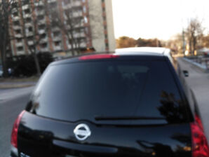2005 Nissan Quest Black Accident Free Good Condition