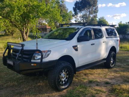2011 Ford Ranger 3.2lt South Bathurst Bathurst City Preview