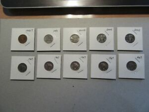 COINS - NOVELTY NICKELS - CANADA