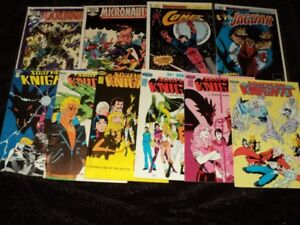 COMICS - MIXED LOT OF 10