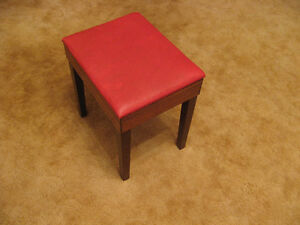 Vintage Sewing Stool/Bench - with storage (in superb condition!)