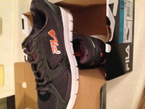 Men's FILA running shoes