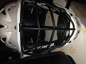 Lacrosse goalie mask