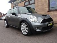 2008 MINI COOPER S 1.6 HATCHBACK PETROL