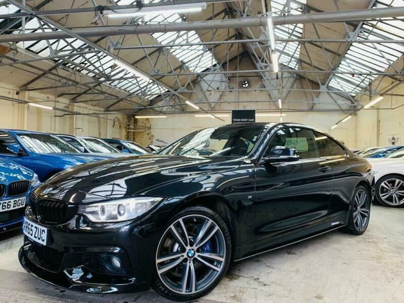 2015 BMW 4 Series 3 0 435d M Sport xDrive 2dr | in Basford, Nottinghamshire  | Gumtree