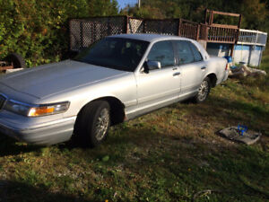 1996 Mercury Grand Marquis Sedan