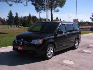 2014 Dodge Grand Caravan Minivan, Van