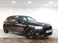 118i M Sport Shadow Edition - Brand New 19 Plate