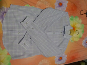 BRAND NEW Calvin Klein Dress Shirt Size 14 Boys