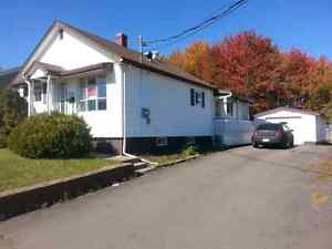 3 bedroom house for rent in dieppe available November 1st