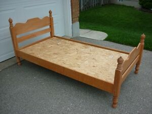 Single bed - Solid Wood