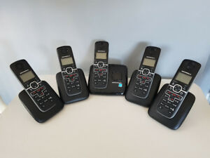 Motorola Dect 6 Digital Cordless Phones with Answering System +