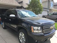 2009 Chevrolet Avalanche LTZ top of the line luxury truck