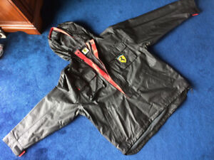 Men's Ferrari Pull-On Jacket