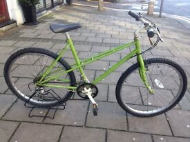 A FULLY REFURBISH BICYCLES FOR SALE ONLY £70