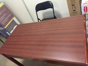Table+4 chairs ask for $30