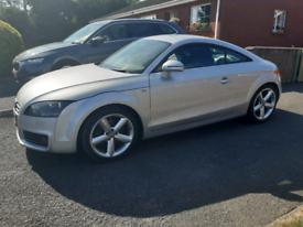 Damage repairable Audi TT FSI SLine